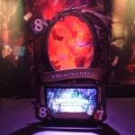 W części wystawowej był cały sektor poświęcony grze Hearthstone, można było wystąpić w roli... karty do gry?