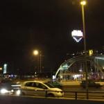 Serduszko promujące Katowice.