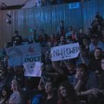 NW Power i inne transparenty, zwykle robota fanów z forum Netwars.