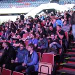 Sektor na stałe okupowany przez najtwardszych fanów StarCrafta.