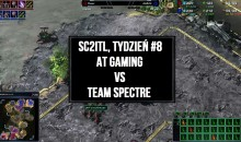 SC2ITL, tydzień #8 – AT Gaming vs Team Spectre
