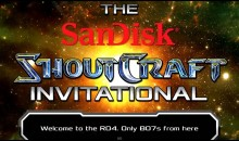 SanDisk SHOUTCraft Invitational, półfinał – FlaSh (T) vs Bbyong (T)