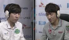 Proleague 2014, Round Robin, tydzień 5 – JinAir vs IM, TRUE (Z) vs Ruin (P)