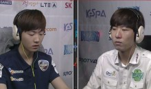 Proleague 2014, runda 4, półfinał – JinAir vs CJ, TRUE (Z) vs Bunny (T)