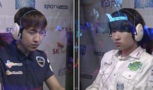 Proleague 2014, runda 4, Playoffs – CJ vs JinAir, herO (P) vs Maru (T)