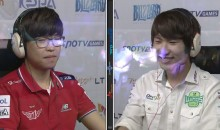Proleague 2014, runda 4, finał – SKT vs JinAir, SoulKey (Z) vs sOs (P)